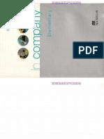 Incepatori-In Company - Elementary - Students Book