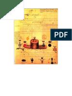 Manuscrit de Flamel