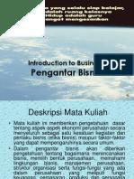 A.pengantar Bisnis P1-Pengantar