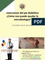 Pie diabético Cómo nos puede ayudar la microbiología 2013 04 09.pptx