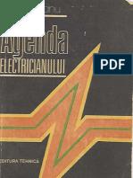Agenda Electricianului 1986 Editia IV - E. Pietrareanu