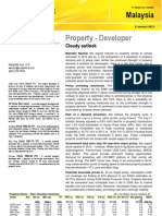 Property Players in Malaysia by Maybank Investment Bank