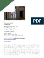 Vincenzo Castella In linea d'aria Bergamo, ex oratorio di San Lupo via San Tomaso, 7 4 maggio – 30 giugno 2013