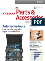 Auto Parts & Accessories MAY13