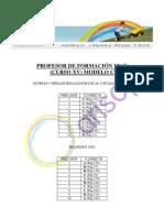 Corrector MODELO C - Profesor de Formación Vial - Primera evaluación (25.04.2013)