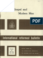 International Reformed Bulletin No 43 The Gospel and Modern Man Fall 1970.pdf