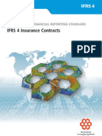 IFRS 4 Insurance Contracts