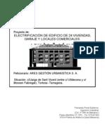 Electrificacion viviendas TORTOSA 1
