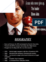 Stevejobs the Transactional Leader