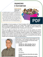 Choral Arranging With Ryan Cayabyab Poster