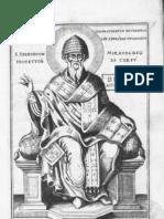 Vera relatione del thaumaturgo di Corfu Spiridione il santo