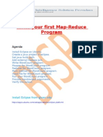 Write Your 1st Map-Reduce Program