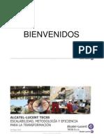 Presentacion Alcatel-Lucent TECSS