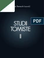 Studii Tomiste