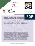 2013 Dispensing Guidelines