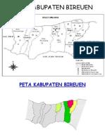 Peta Kabupaten Bireuen
