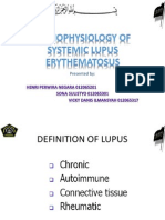 Pathophysiology of Systemic Lupus Erythematosus