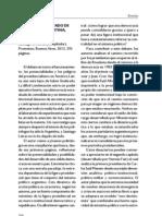 """""""Democracia y estado de excepción. Argentina, 1983-2008"""" de Santiago C. Leiras (comp.) - Facundo Cruz"""