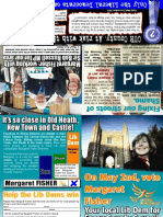Margaret Fisher - Liberal Democrat candidate for Abbey Division on Essex County Council