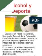 Alcohol y Deporte