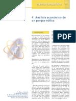 4. Análisis económico de un parque eólico