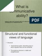Communicative Skills (1)