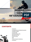 Marketing Strategy with consumer behavior approach for AT Motorcycle