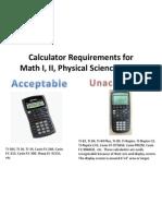 Calculator EOCT(1)