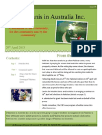 Pakistanis in Australia Vol 3 Issue 09 2013