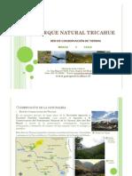 Parque Natural Tricahue, Maule, Chile
