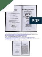 Șocul timpului - Ernst Meckelburg