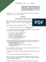 1 - Plano de Carreira Iguai- 28 de Marco 2013