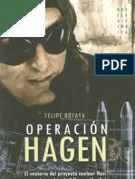 Botaya, Felipe - Operación Hagen