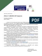 18o. Congresso Brasileiro Multidisciplinar Em Diabetes