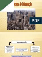 Processo de urbanização (1)