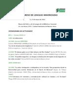 Programacion_v Congreso de Lenguas Minorizadas_version_finalisima