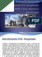Apresentação_ vias aereas- Marcio