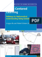 d Instruction) Lingguo Bu, Robert Schoen (Editors)-Model-Centered Learning Pathways to Mathematical Understanding Using GeoGebra. 6-Sense Publishers (2011)[1]