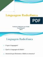 Linguagem_Radiofonica 2013.1