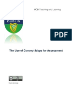 Using Concept Mapping for Assessment: Concept Assess Scd