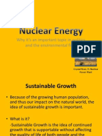 Nuclear Energy Powerpoint