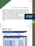ABAP-ALV