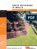 Retaining Block Walls Design Guide%5B1%5D
