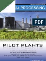 Continental Pilot Plant Special Report