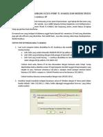 Tutorial Setting Gabungan Access Point Tl Untuk Umum