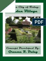 Garden Village Booklet