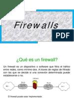 Firewalls en Gral
