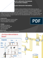 Lubricacion hidrostatica