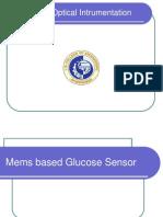 Mems Based Glucose Sensor
