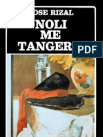 Rizal, José - Noli me tangere.pdf